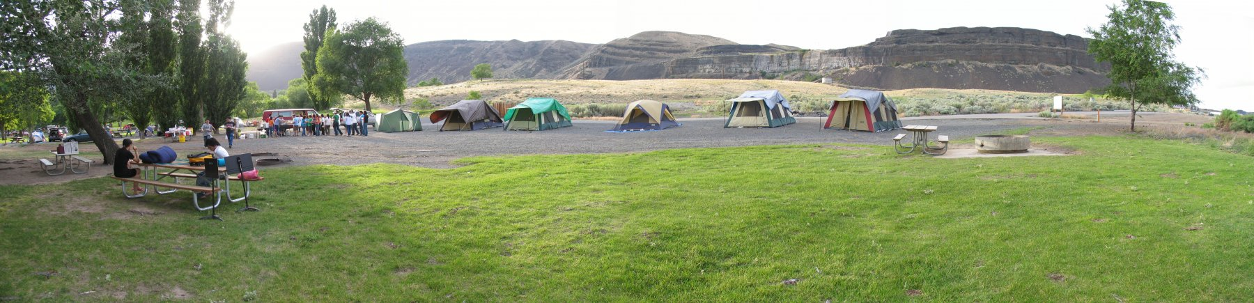 Camping-2005-Site